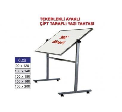 TEKERLEKLI CIFT TARAF Y.T 120X200 resmi 1